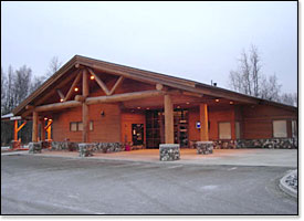 Alaska USA has many branches open on weekends and holidays!