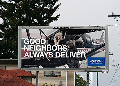 Good neighbors - Billboard