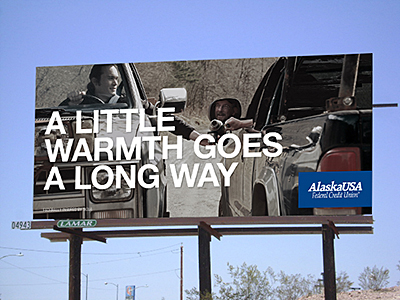 A little warmth - Billboard