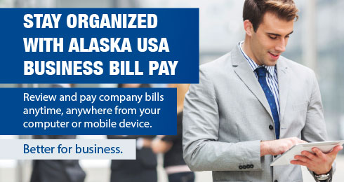 Find out what Alaska USA can do for your business. Alaska USA can help ...