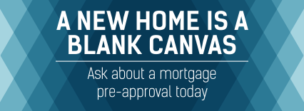 Ask about a mortgage pre-approval today.