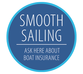 Ask about boat insurance.