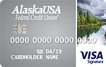 Alaska USA Visa® Credit Card